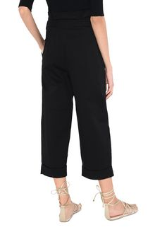 ALBERTA FERRETTI Trousers with gathered waist band. PANTS Woman d