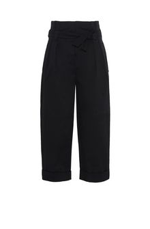 ALBERTA FERRETTI Trousers with gathered waist band. PANTS Woman e