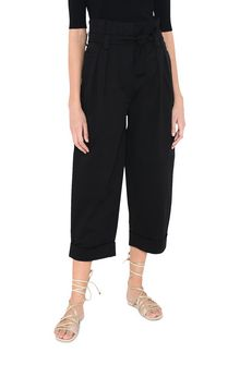 ALBERTA FERRETTI Trousers with gathered waist band. PANTS Woman r