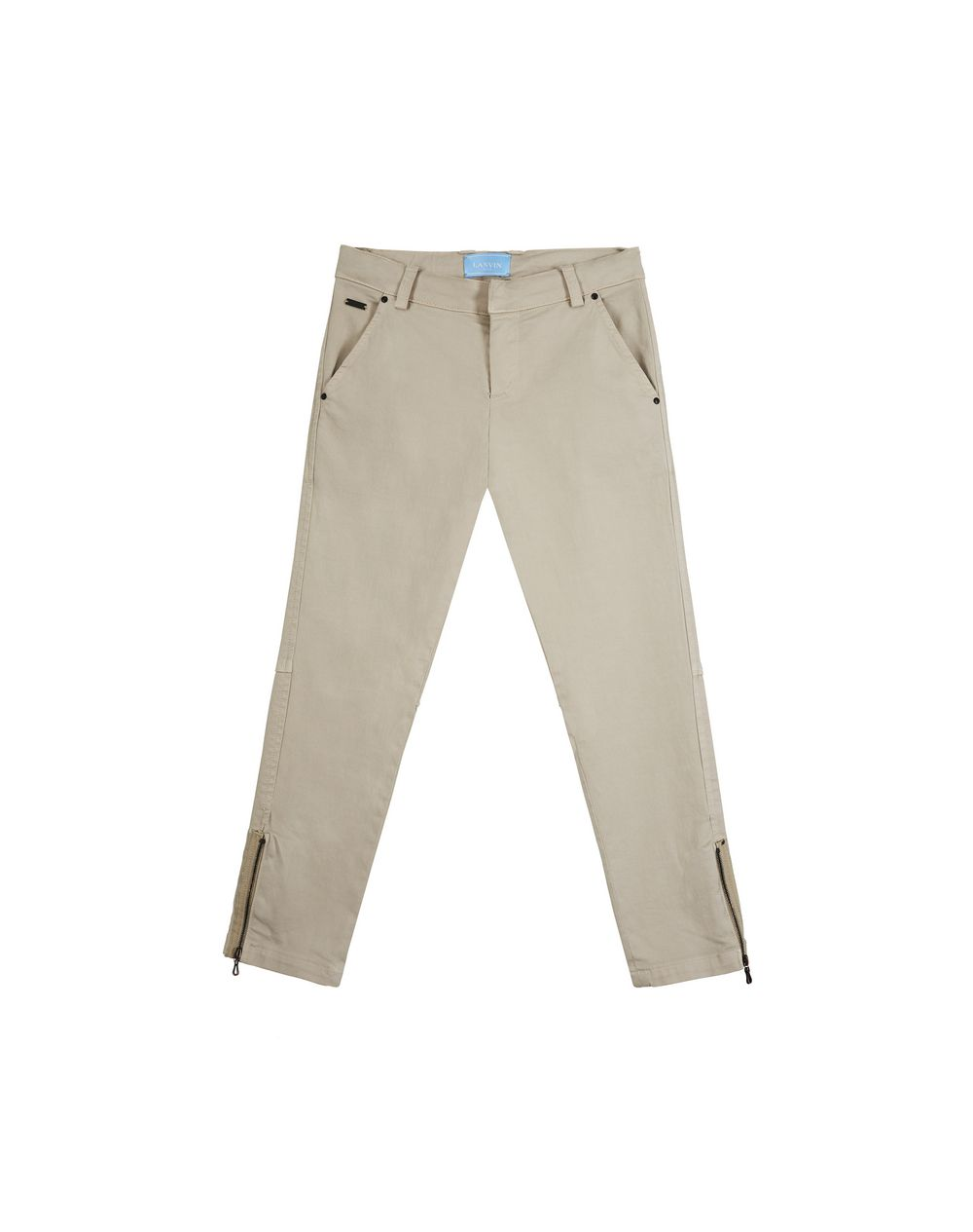 CASUAL BEIGE TROUSERS - 3-10 years - Lanvin