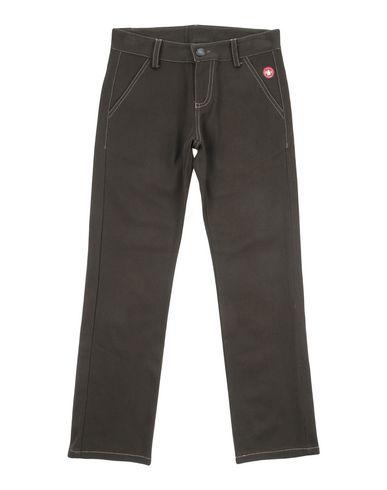 Фото - Повседневные брюки темно-зеленого цвета