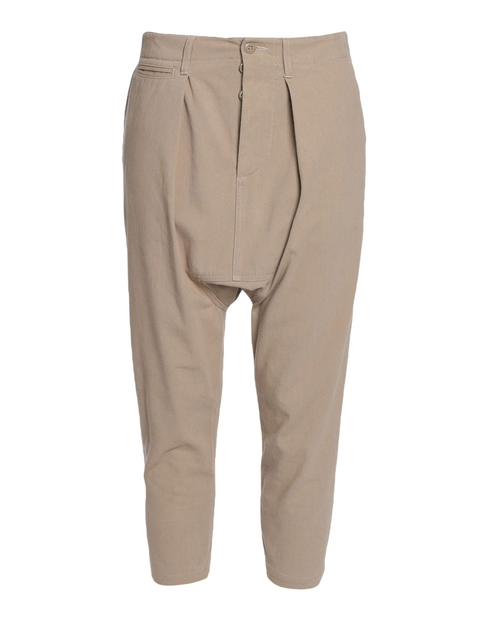 NLST Cropped Pants & Culottes in Beige
