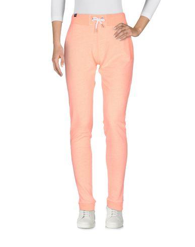 SUPERDRY Damen Hose Lachs Größe XXS 65% Baumwolle 35% Polyester