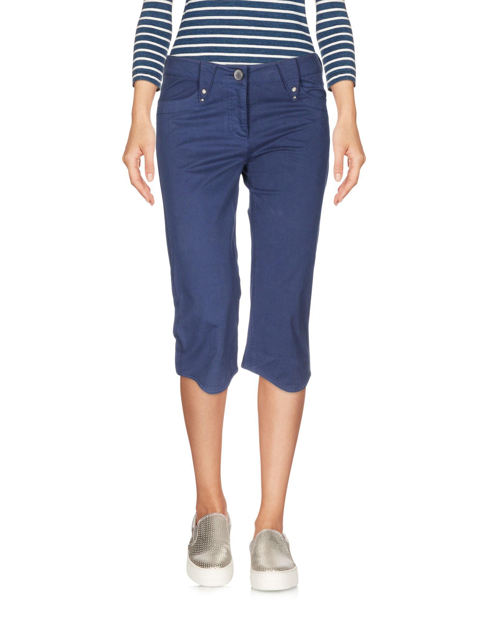 PENNYBLACK Джинсовые брюки-капри цена 2017