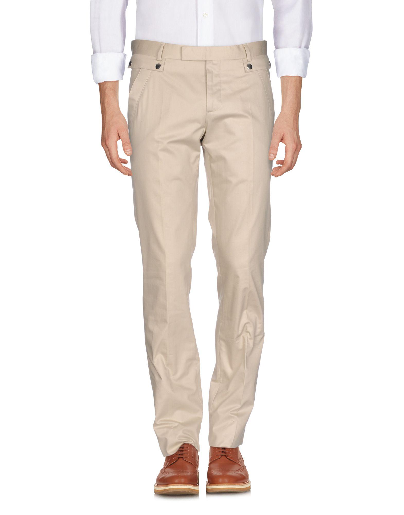 DIOR HOMME Повседневные брюки dior homme высокие кеды и кроссовки