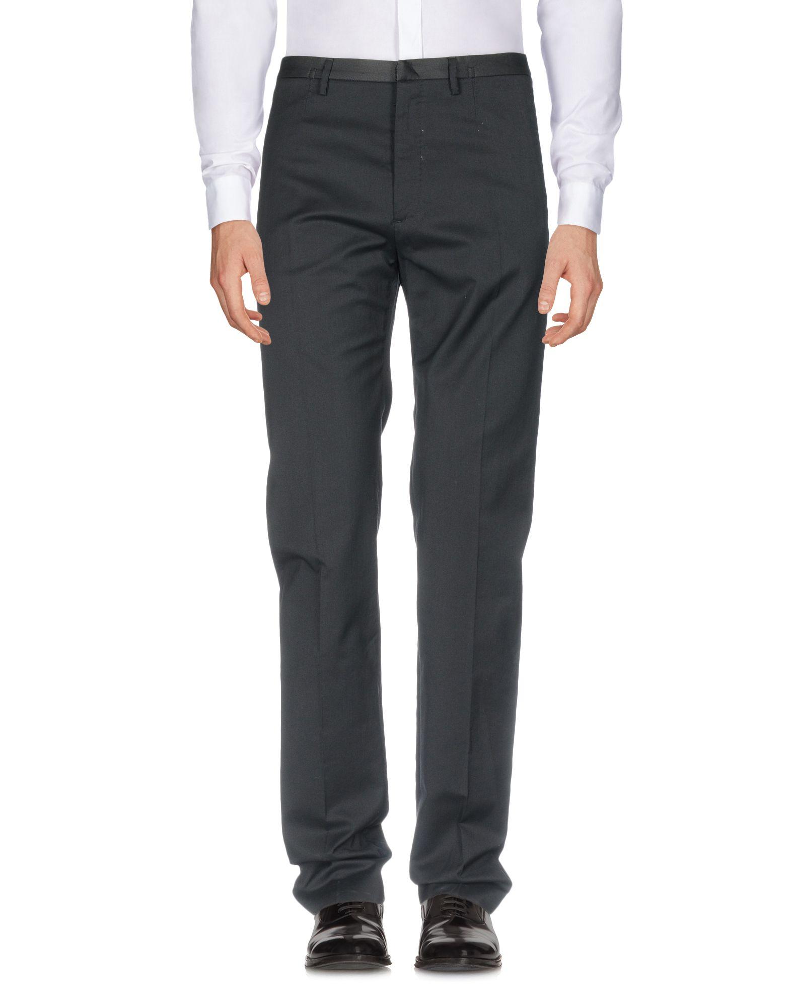 цена COSTUME NATIONAL Повседневные брюки онлайн в 2017 году
