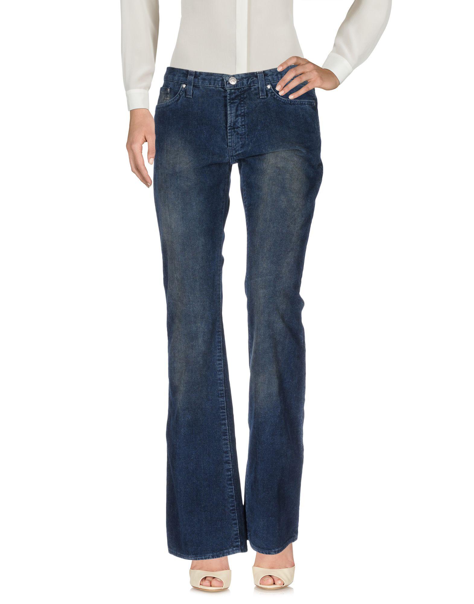 VERSACE JEANS COUTURE Повседневные брюки couture du cuir кожаные брюки