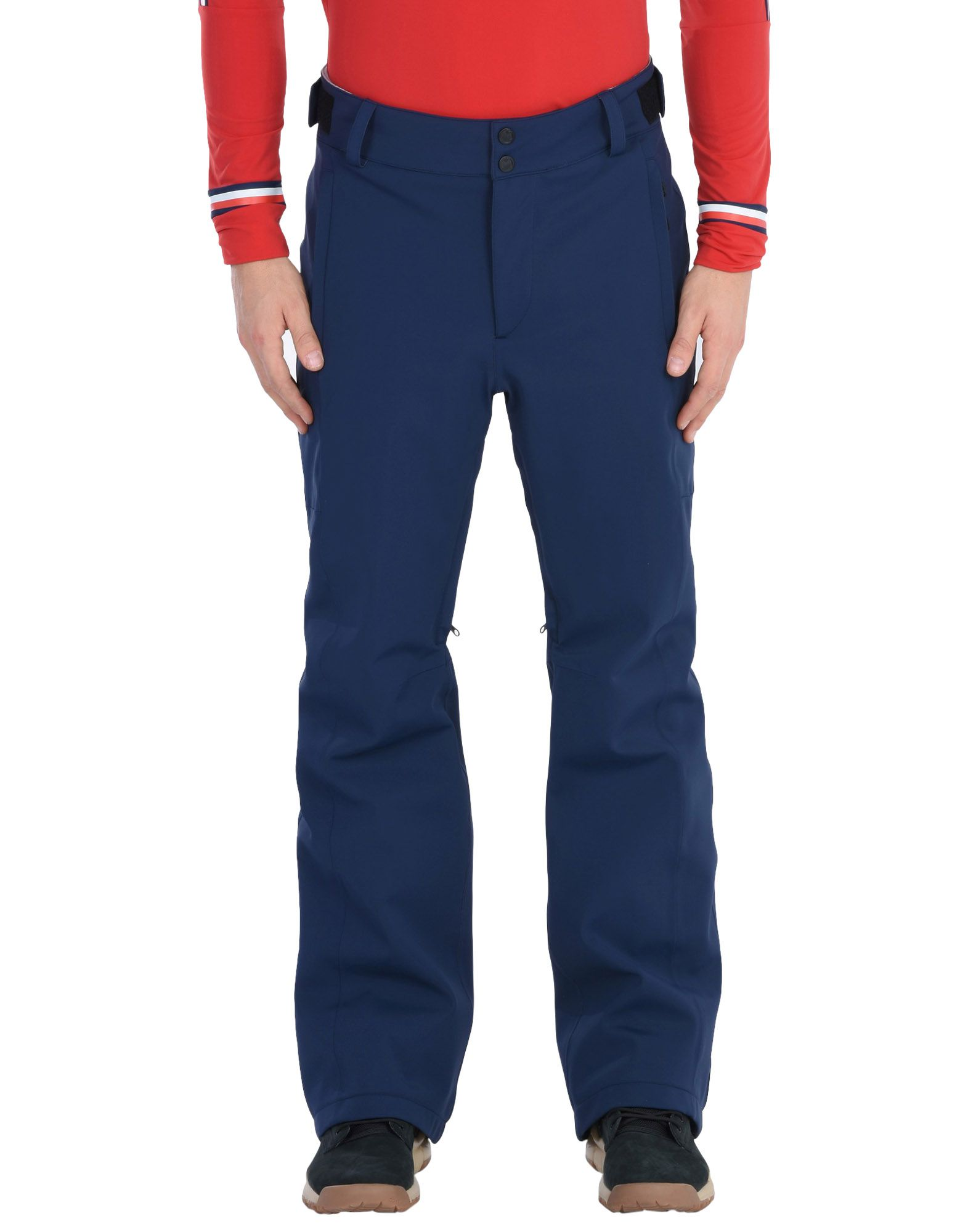 TOMMY HILFIGER x ROSSIGNOL メンズ スキーウェア RONAN SKI PANT ダークブルー