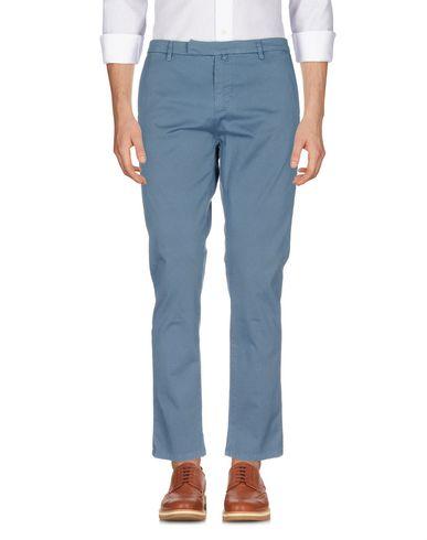 Купить Повседневные брюки от INDIVIDUAL пастельно-синего цвета