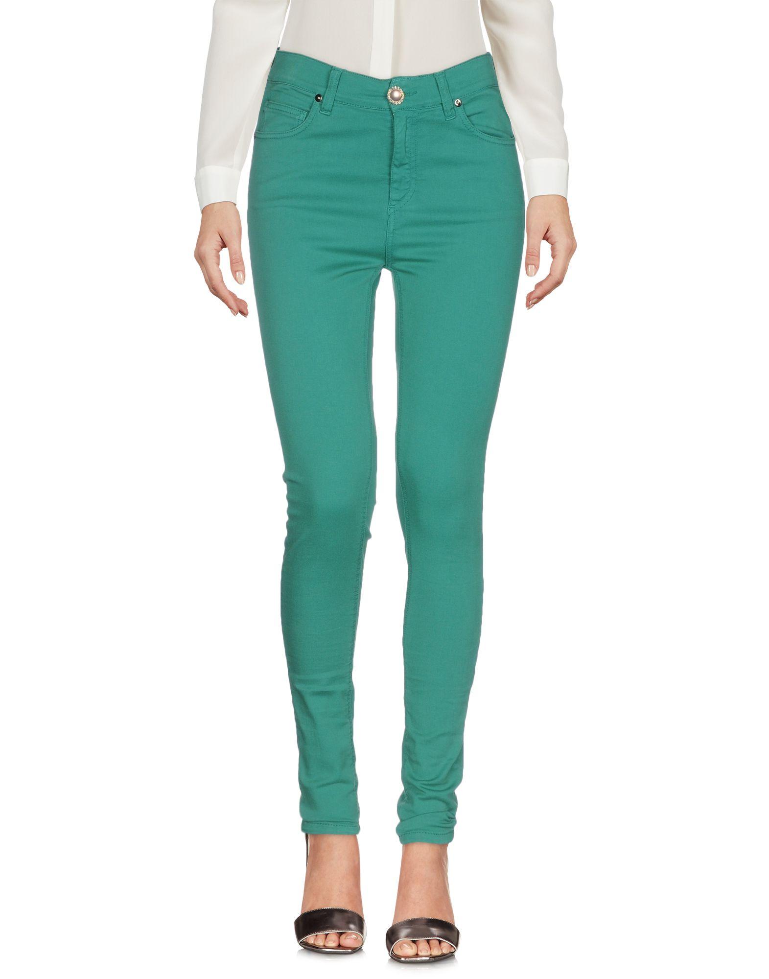 JIJIL LE BLEU Повседневные брюки jijil le bleu джинсовые брюки