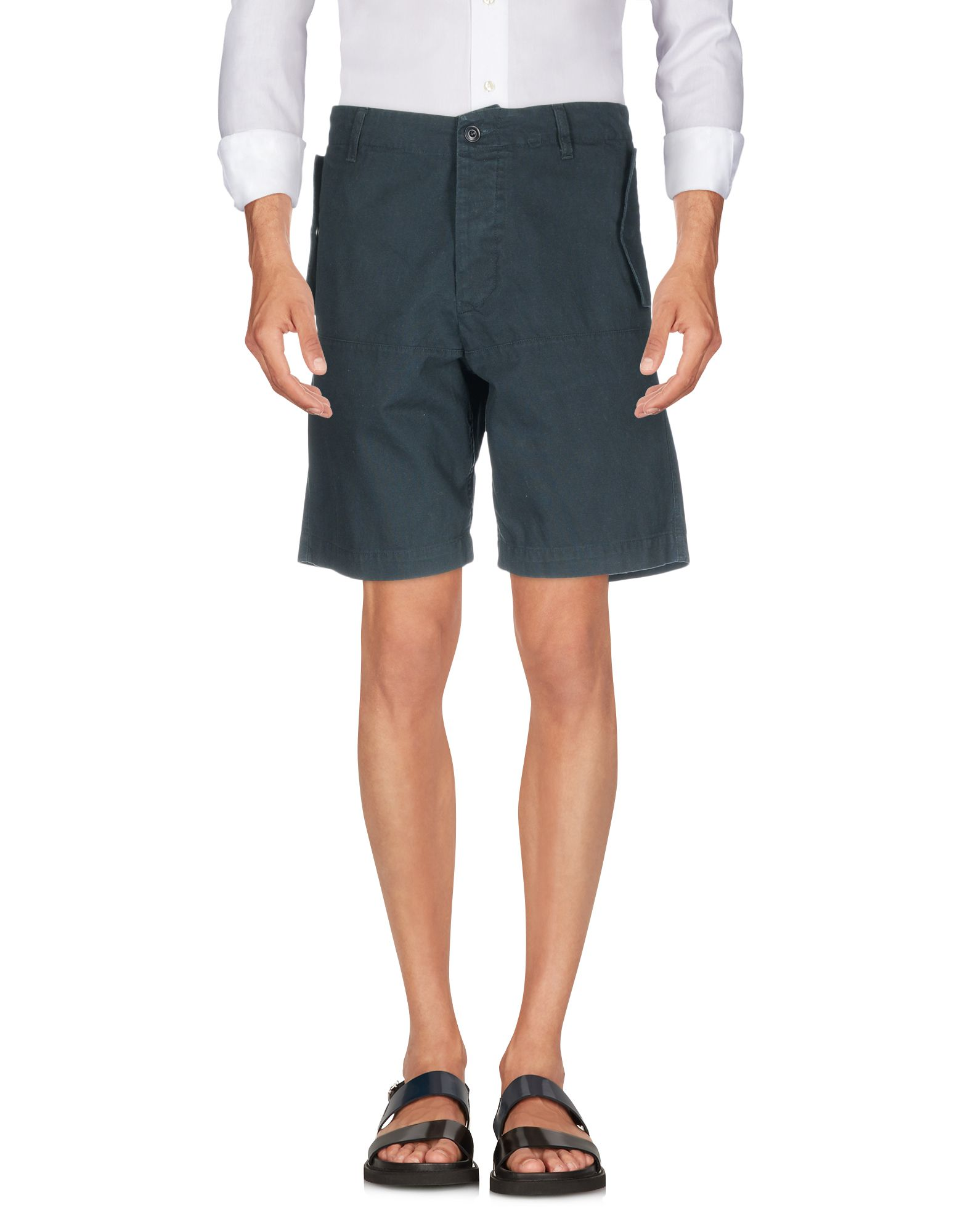 ALBAM Shorts & Bermuda in Dark Blue