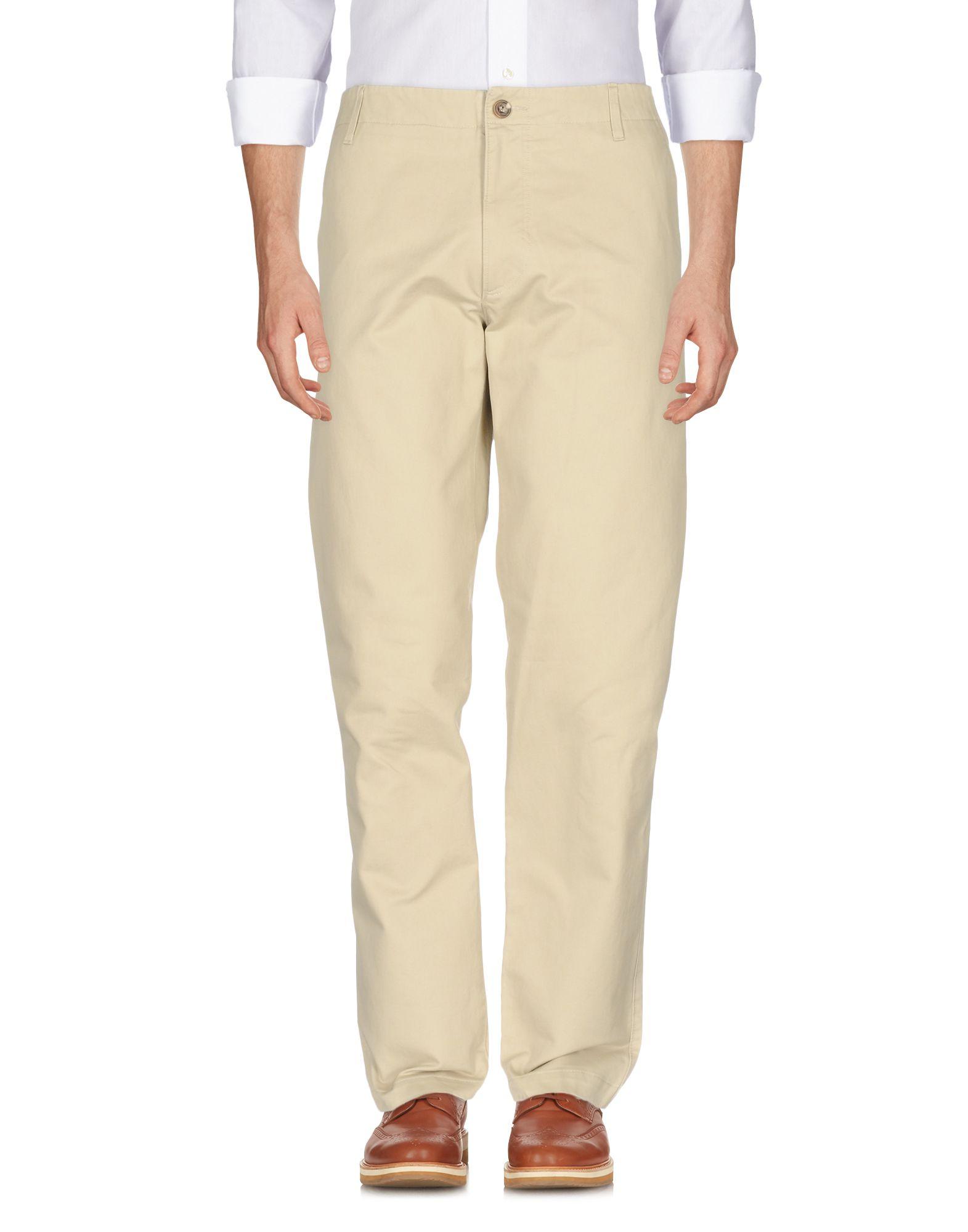 RICHARD JAMES Повседневные брюки