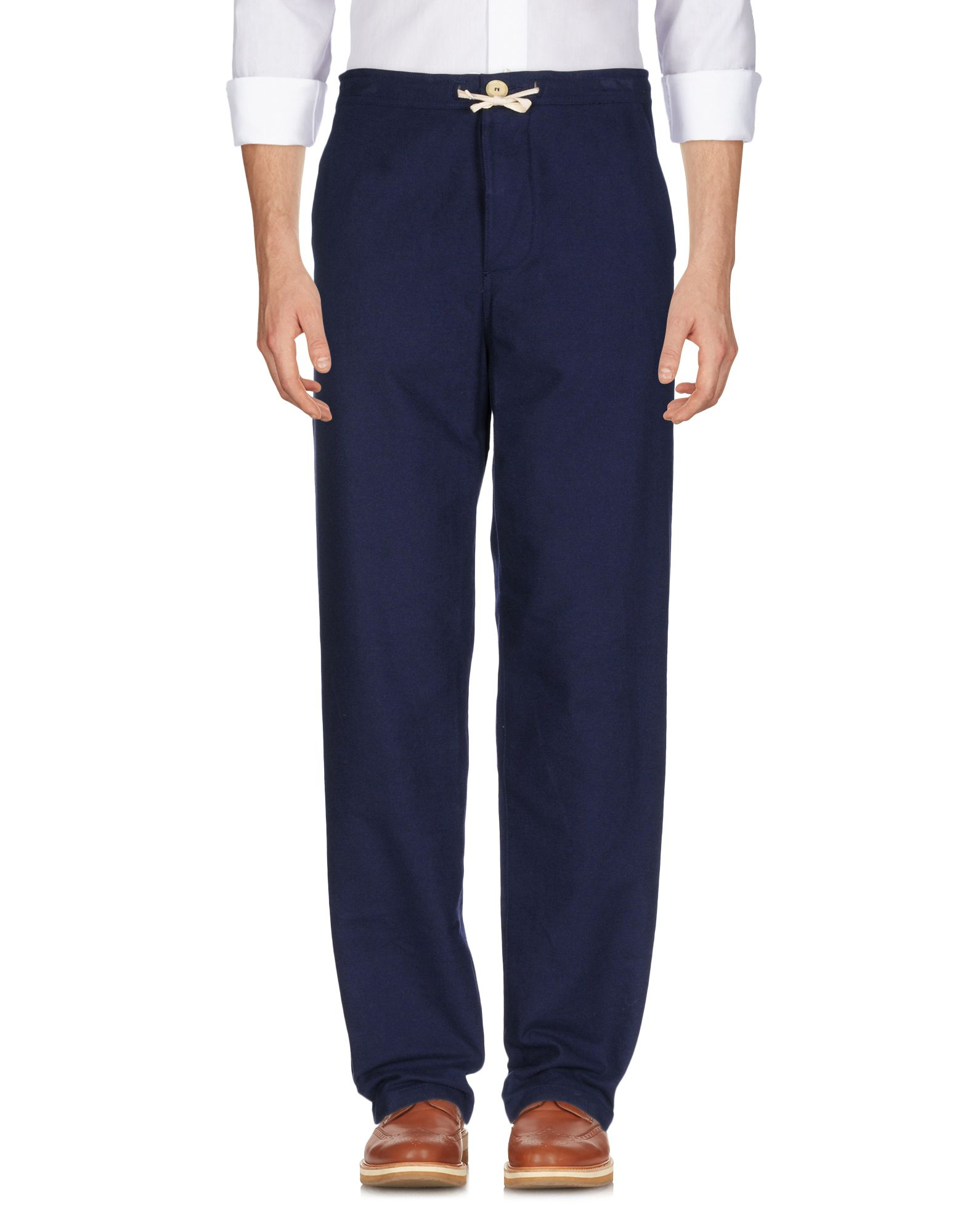 цены на OLIVER SPENCER Повседневные брюки в интернет-магазинах