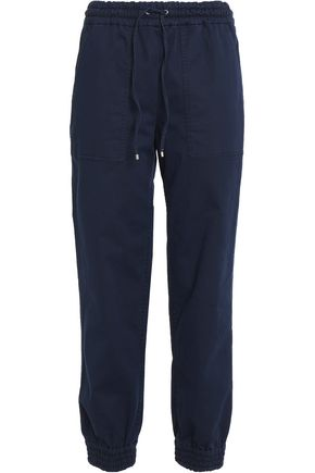 THEORY Gabardine straight-leg pants