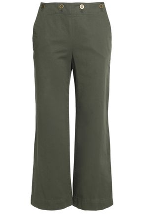 THEORY Twill culottes