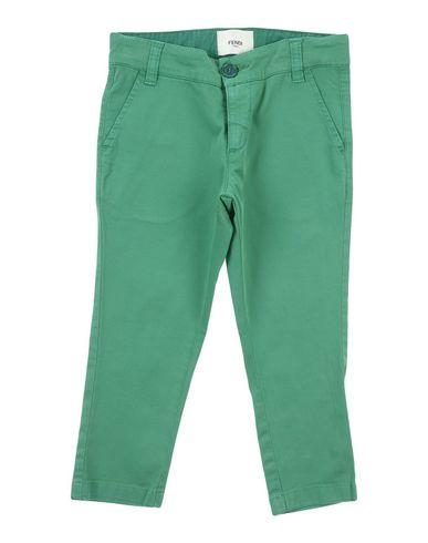 Фото - Повседневные брюки изумрудно-зеленого цвета