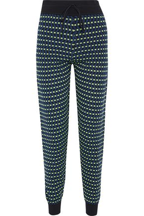 M MISSONI Crochet-knit tapered pants