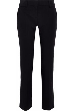 M MISSONI Wool-blend straight-leg pants