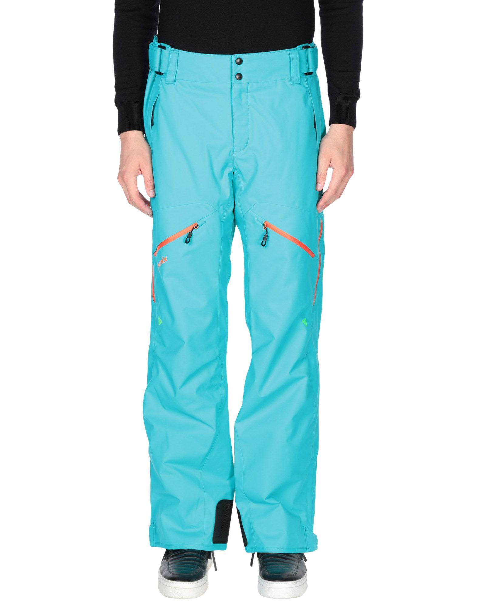 PHENIX Ski Pants in Turquoise