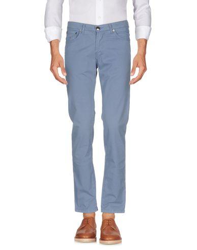 Купить Повседневные брюки от REPORTER грифельно-синего цвета