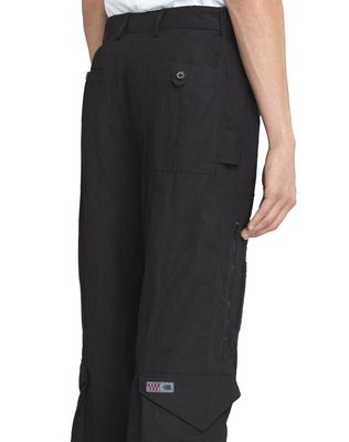 LANVIN WIDE MULTI-POCKET TROUSERS Pants U a