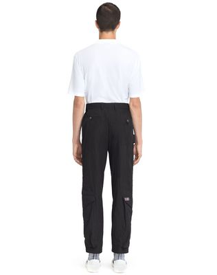 LANVIN WIDE MULTI-POCKET TROUSERS Pants U d