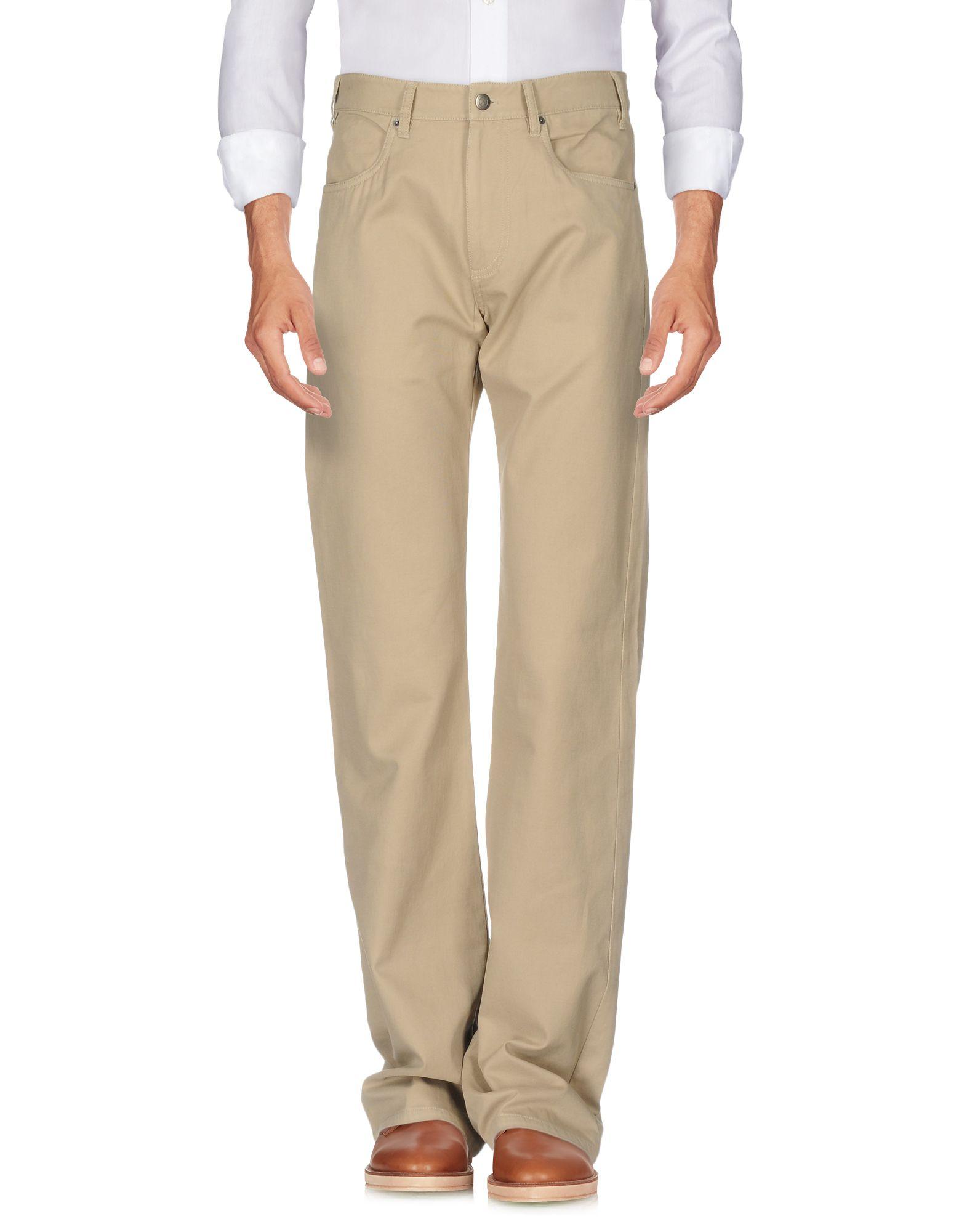 цены на ARMANI COLLEZIONI Повседневные брюки в интернет-магазинах