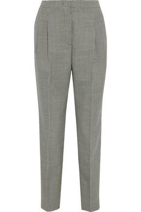 M MISSONI Herringbone wool tapered pants