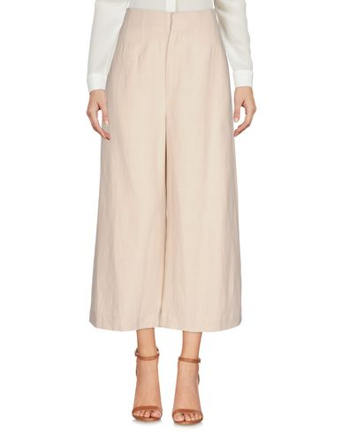 DEREK LAM 10 CROSBY TROUSERS 3/4-length trousers Women