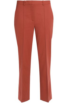 THEORY Wool tapered pants