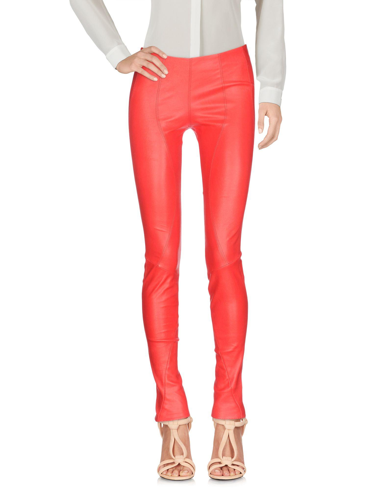 APHERO Casual Pants in Red