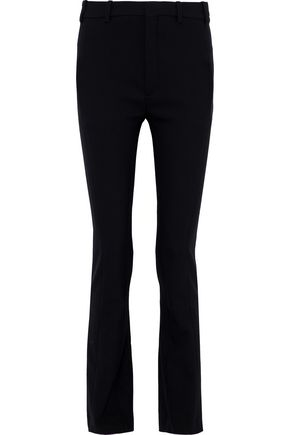 CHLOÉ Stretch wool-twill bootcut pants