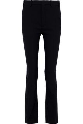 CHLOÉ Stretch wool-twill bootcut pants