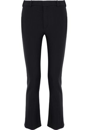 CHLOÉ Stretch-wool bootcut pants