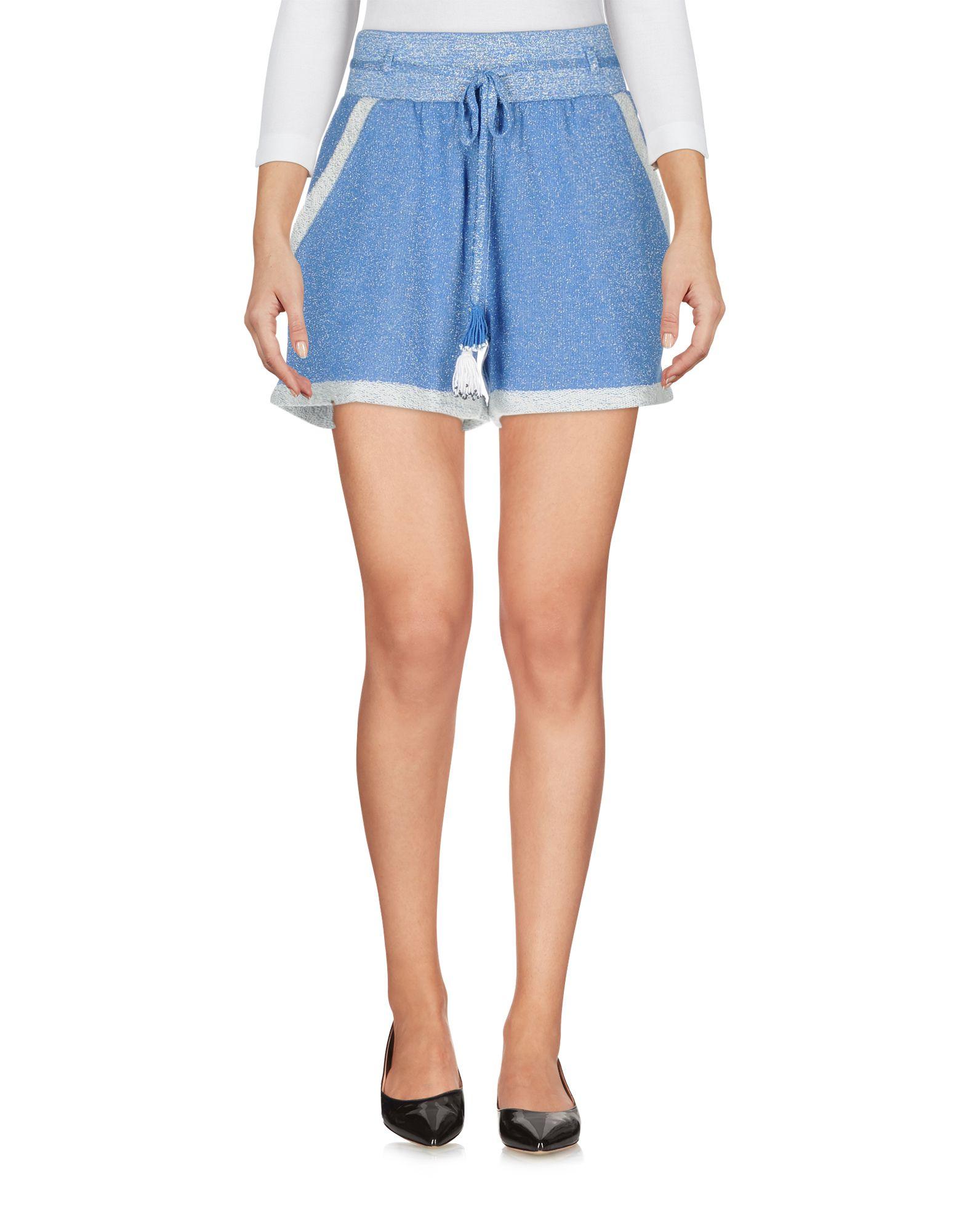 PATRIZIA PEPE Повседневные шорты patrizia pepe шорты джинсы
