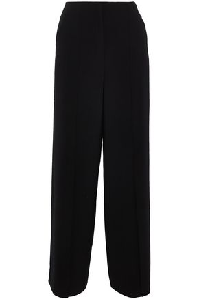 IRIS & INK Reagan crepe wide-leg pants