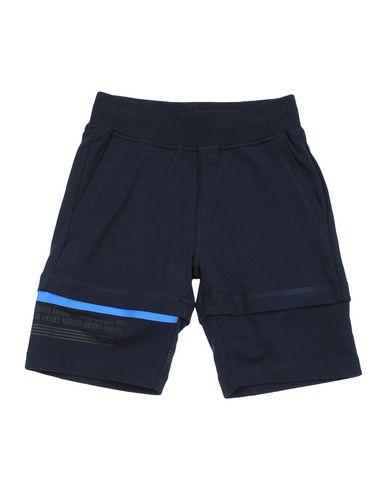 Фото - Бермуды темно-синего цвета