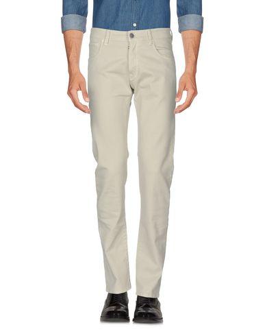 Купить Повседневные брюки от NEW ENGLAND светло-серого цвета