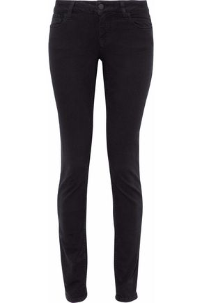ALICE + OLIVIA Low-rise skinny jeans