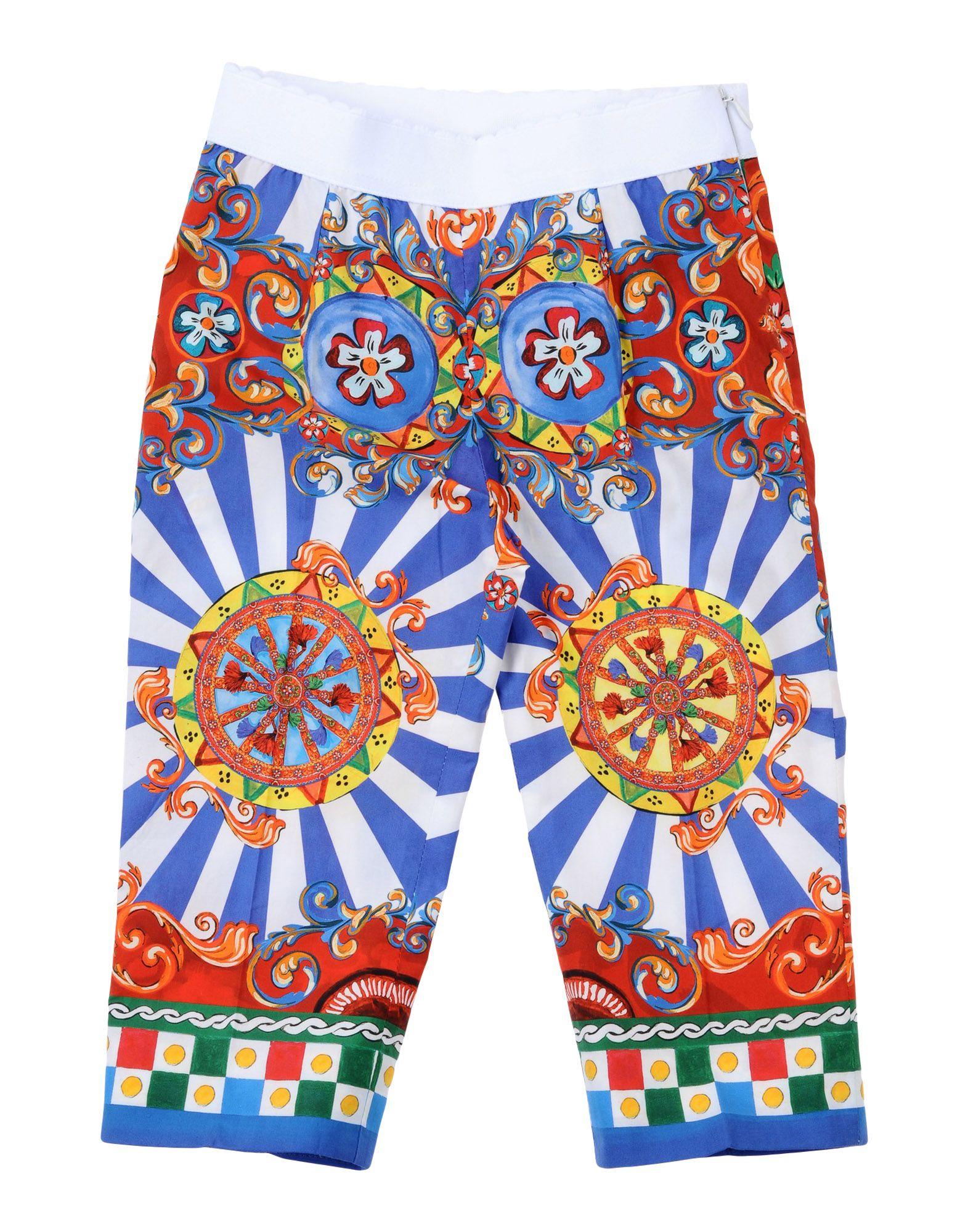 DOLCE & GABBANA | DOLCE & GABBANA Casual pants 13147610 | Goxip