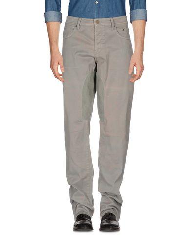 Купить Повседневные брюки от SIVIGLIA DENIM серого цвета