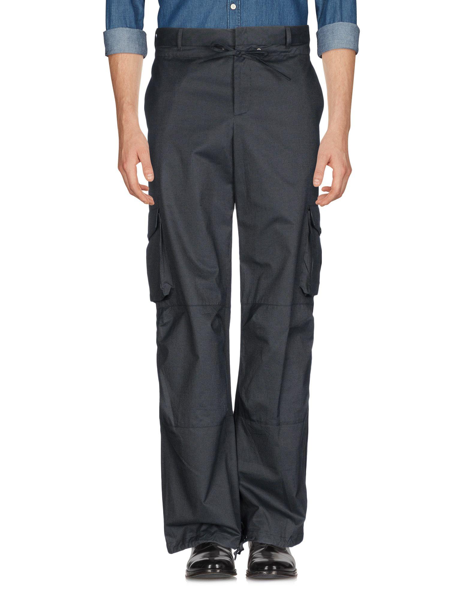 цена KRISVANASSCHE Повседневные брюки онлайн в 2017 году