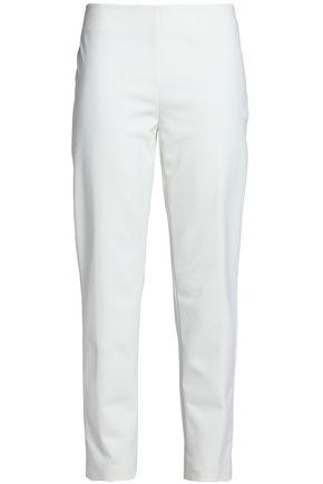 M MISSONI Cotton-blend straight-leg pants