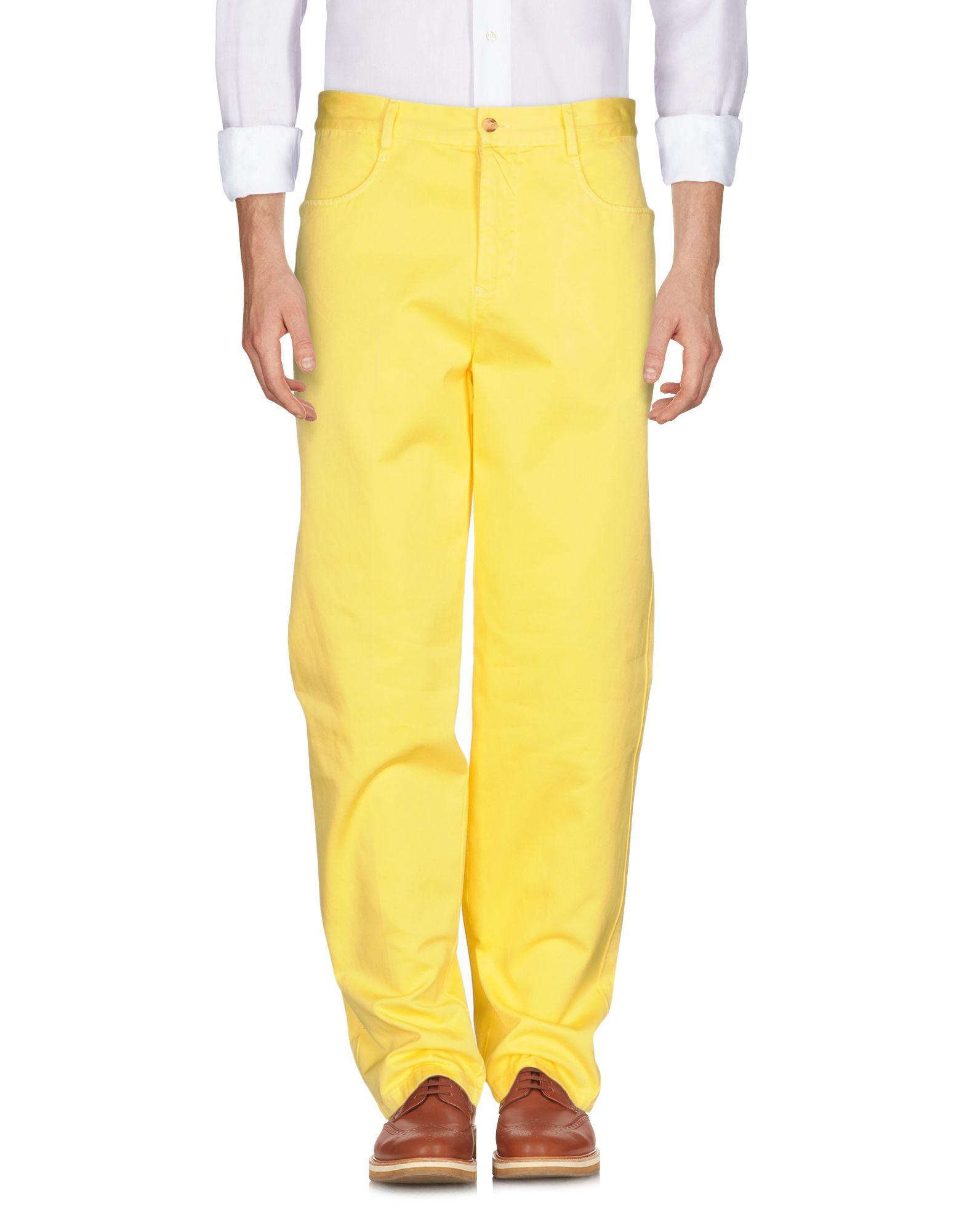 ASPESI Herren Hose Farbe Gelb Größe 3 jetztbilligerkaufen
