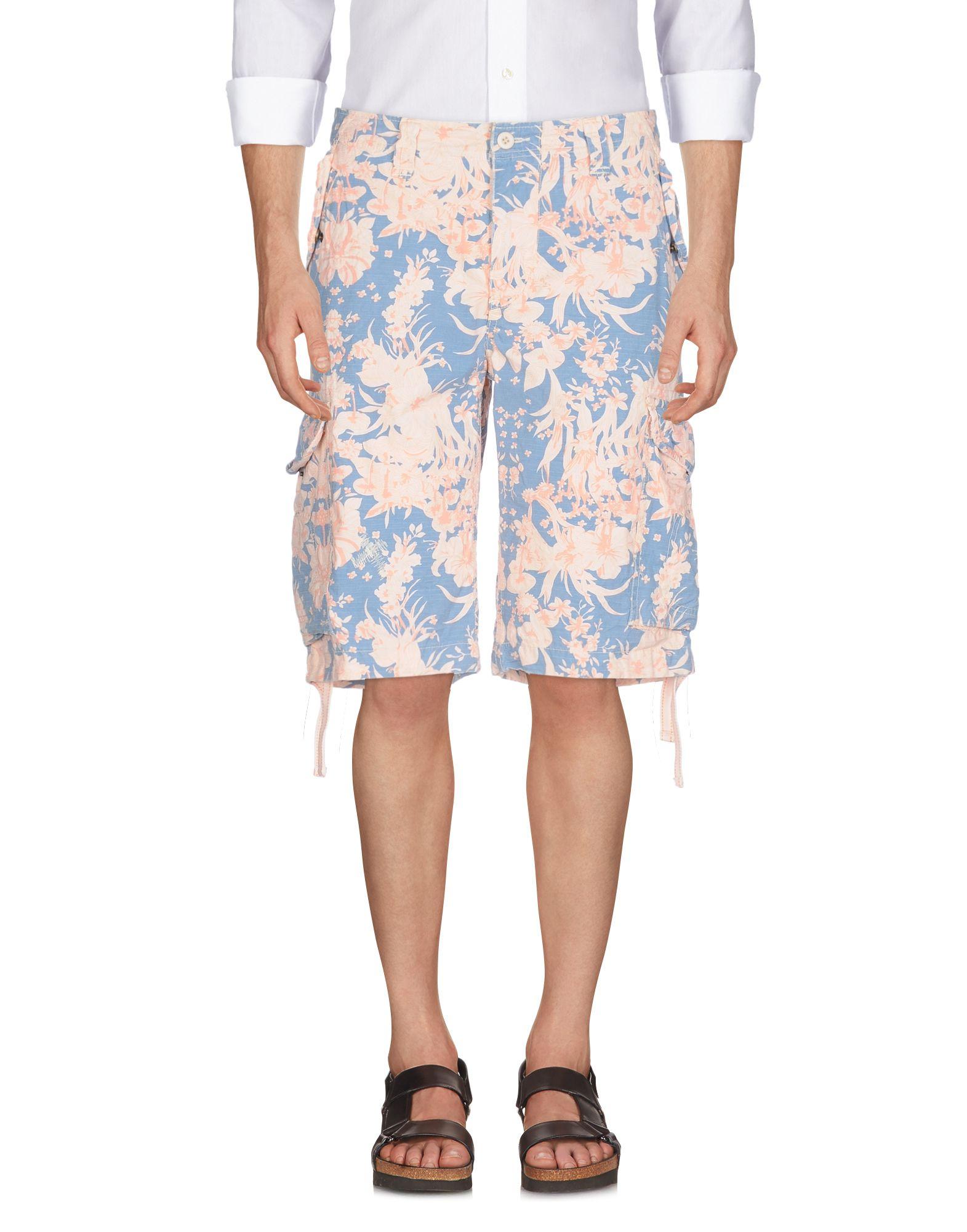 SCOTCH & SODA Herren Bermudashorts Farbe Taubenblau Größe 6 jetztbilligerkaufen