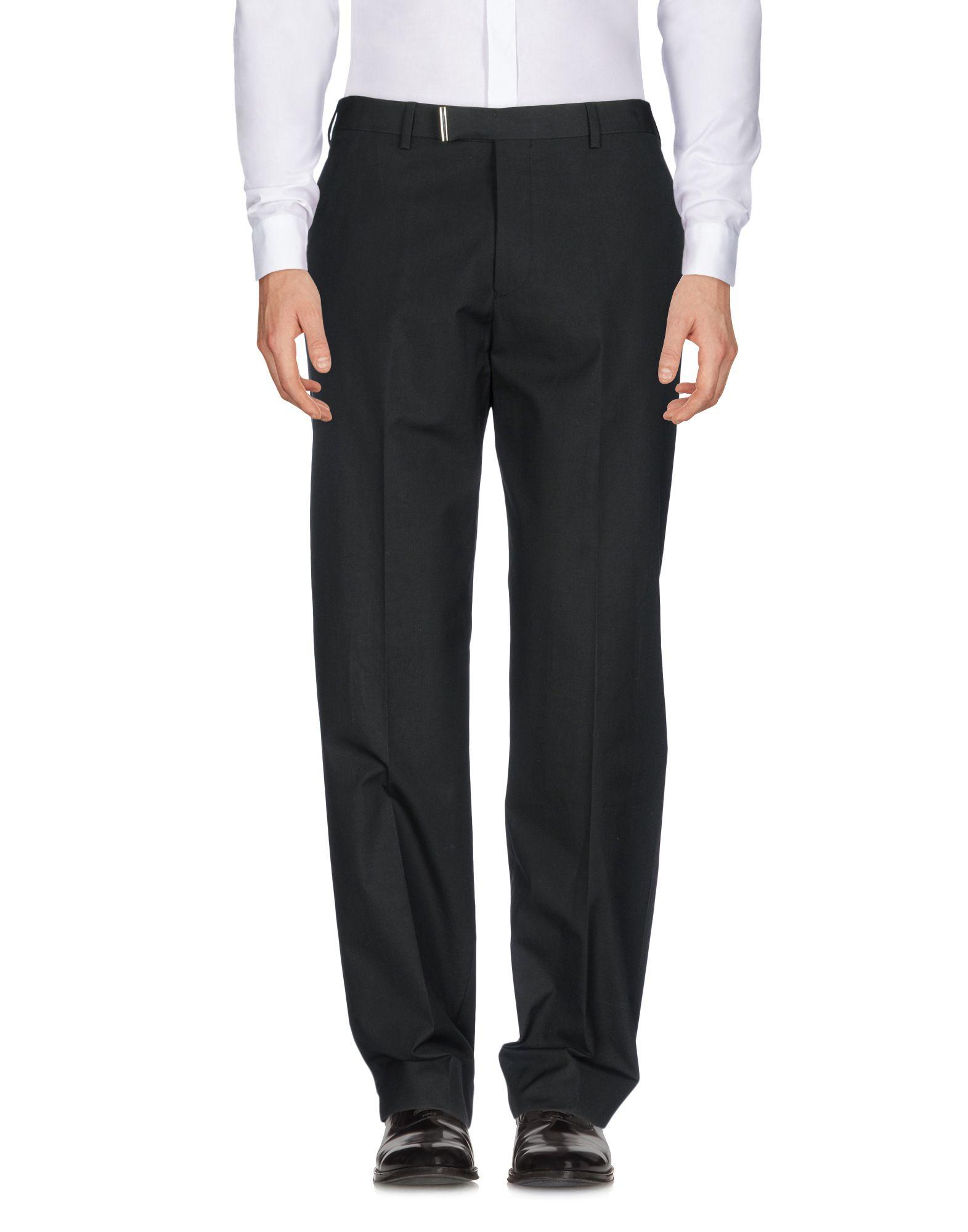 HELMUT LANG Повседневные брюки helmut lang футболка с длинными рукавами и накладками на локтях