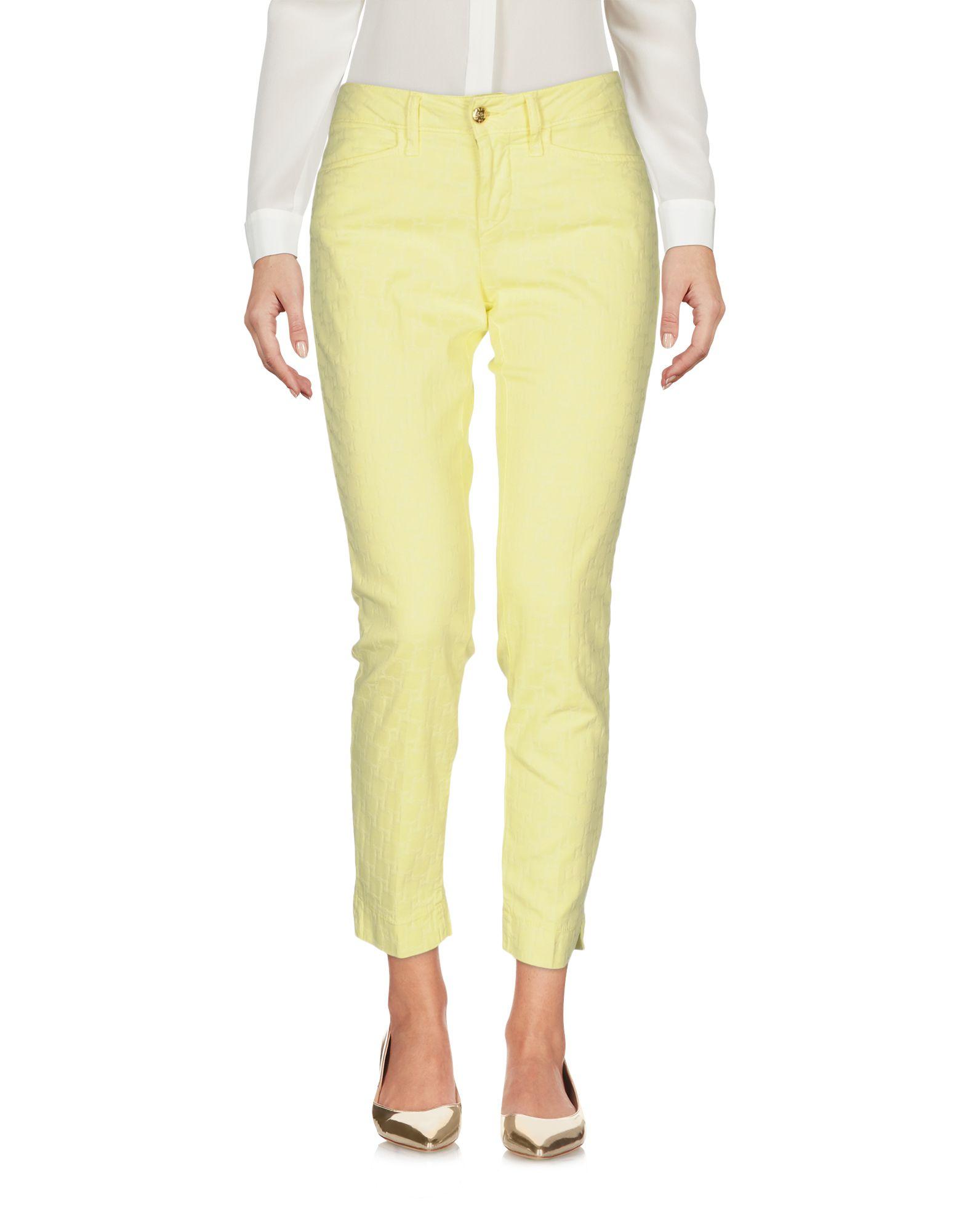 SHAFT DELUXE Damen Caprihose Farbe Gelb Größe 6 jetztbilligerkaufen