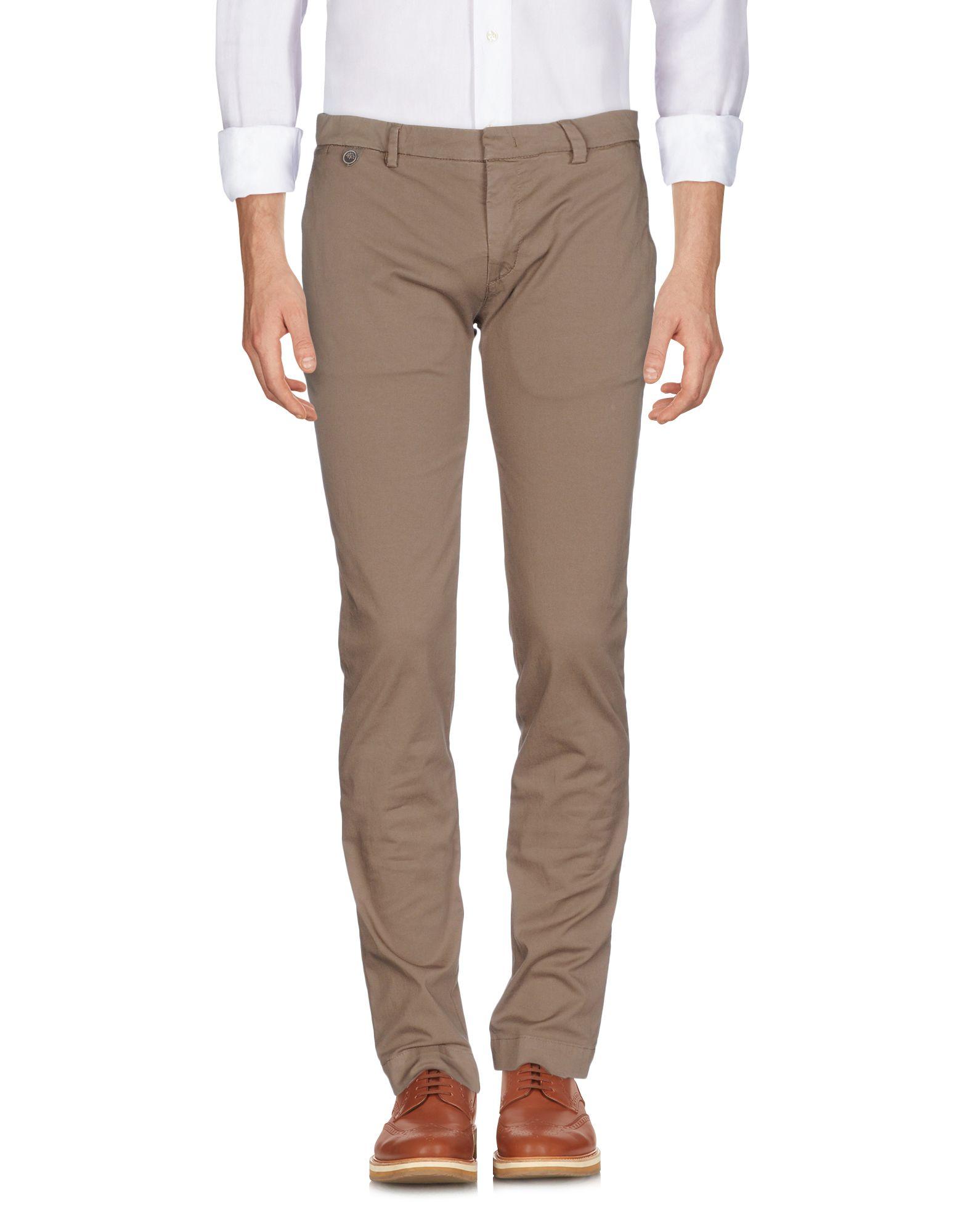 ESEMPLARE Herren Hose Farbe Khaki Größe 7 jetztbilligerkaufen