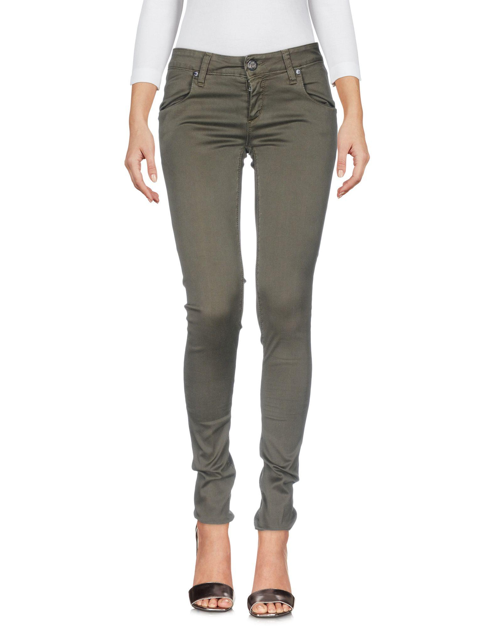 SHAFT Damen Jeanshose Farbe Militärgrün Größe 6 jetztbilligerkaufen