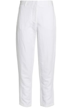 DKNY Canvas tapered pants